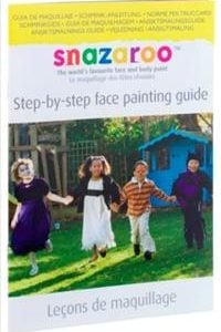 Snazaroo  Face Painting Guide