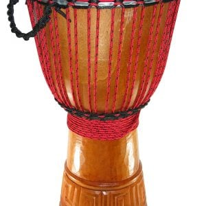 """10"""" Mahogany Djembe Drum"""
