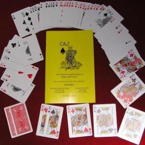 Clowns and Jesters deck (CAJ deck)