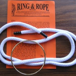 Ring & Rope Mystery