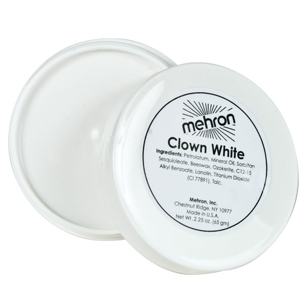Tri Colour Make Up Palette Clown