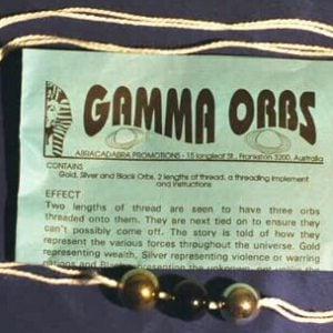 Gamma Orbs