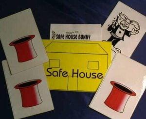 Jumbo Safety House Rabbit