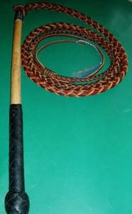 3ft Latigo Stock Whip