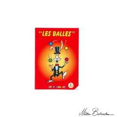 Balls Booklet