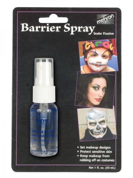 Mehron Barrier Spray Pump Bottle (30ml)