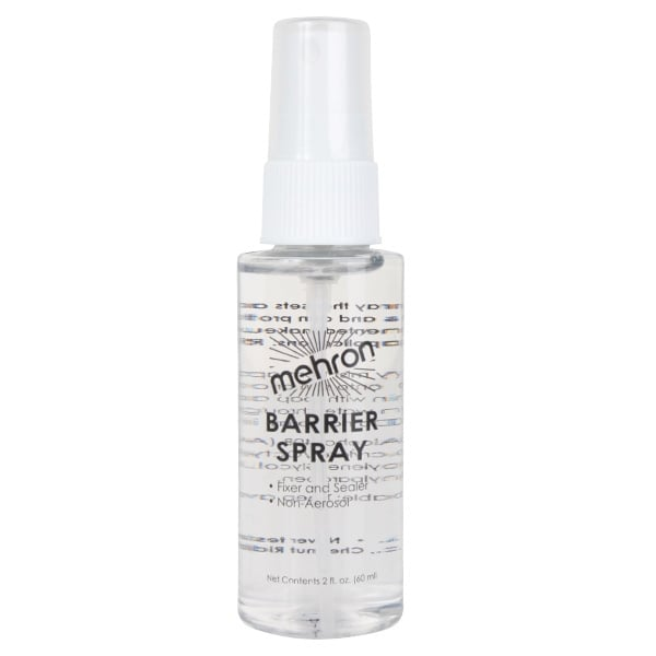 Mehron Barrier Spray Pump Bottle (60ml)
