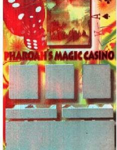Pharoah's Casino Cards 50 refill pack