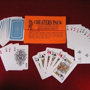 Cheaters Cards