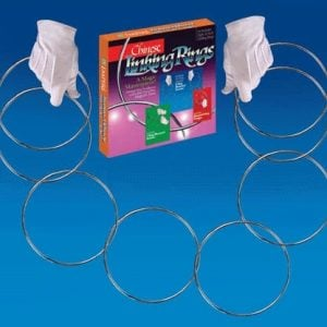 "10"" Stage Size Chinese Linking Rings"
