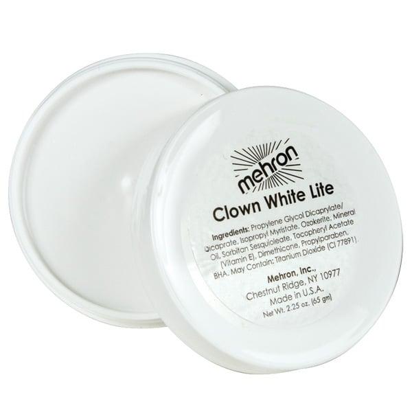 Mehron Clown White Lite (56g)