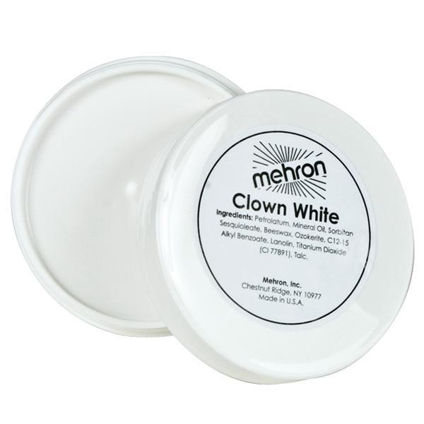 Mehron Clown White Large 228g