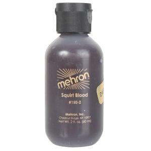 Mehron Dark Red Squirt Blood (60ml)