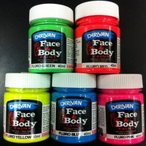 Face & Body Paints