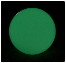 Glow in the Dark 75mm Acrylic Ball