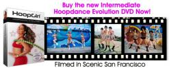 Hoop Girl Evolution DVD