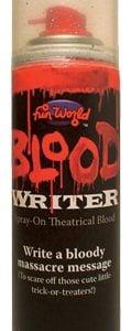 Blood Writer (3oz)