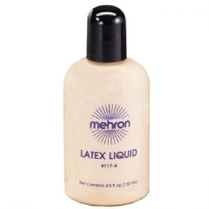 Mehron Light Flesh Liquid Latex (133ml)