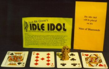 Idle Idol Jumbo Size
