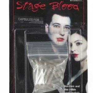 Empty Blood Capsules (12pk)