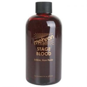 Mehron Bright Red Stage Blood (266ml)