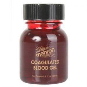 Mehron Coagulated Blood With Applicator (30ml)