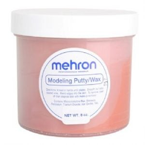 Mehron Modelling Putty/ Wax 240g