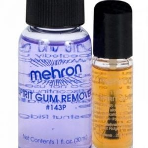 Mehron Spirit Gum And Remover (4ml/ 30ml)