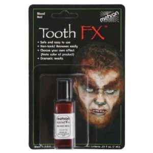 Mehron Blood Red Tooth FX (7ml)