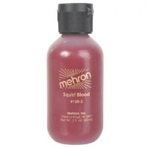 Mehron Bright Red Squirt Blood (60ml)