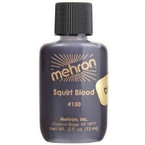 Mehron Dark Red Squirt Blood (15ml)