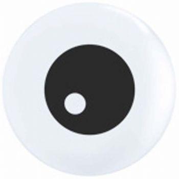"05"" Friendly Eyeball Balloon 100pk"