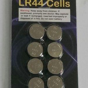 Batteries 8pk LR44