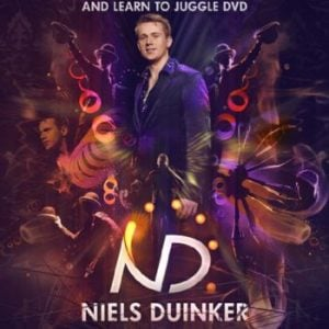Niels Duinker - Learn to Juggle & Performance Highlights DVD