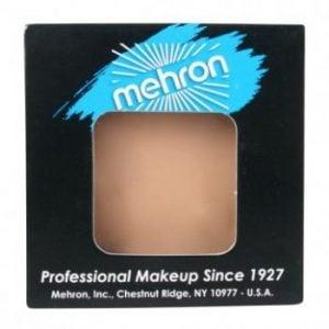 Light Beige Mask Cover Makeup