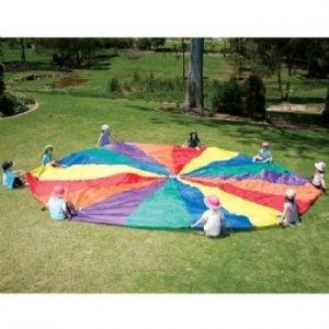 7m Rainbow Parachute