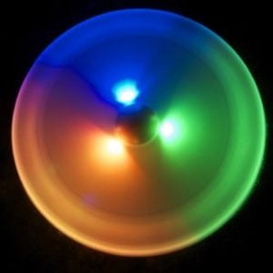 LED Light Up Disc