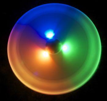 LED Light Up Disc
