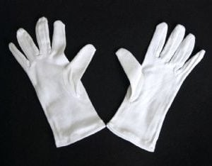 UV Reactive Contact Gloves