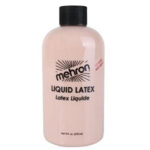 Mehron Light Flesh Liquid Latex 472ml