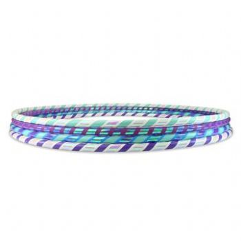 Adult Thin Iridescent Hula Hoop
