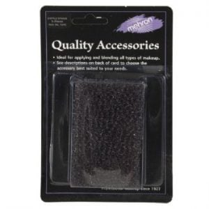 Mehron Stipple Sponges set of 3 - Carded