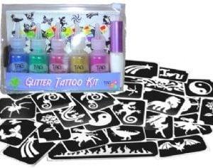 Tag Glitter Tattoo Kit
