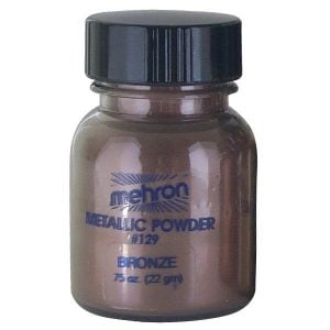 Mehron Bronze Metallic Powder (22g)