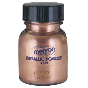 Mehron Copper Metallic Powder (22g)