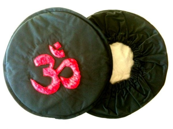 Fluffy Om Djembe Head Cover