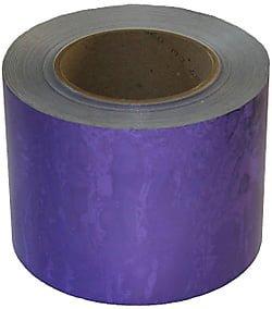 Purple Liquid Effect Holographic Tape