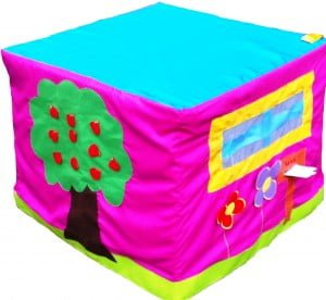 Pink Apple Tree Playhouse