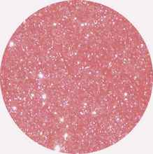 Tag Rose Pink Dry Puff Glitter (15ml)