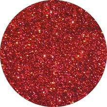 Tag Ruby Red Dry Puff Glitter (15ml)